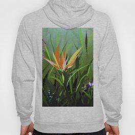 Flowers 4 (db) Hoody