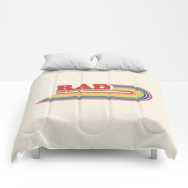 Rad Rainbow Comforters