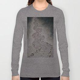 CAMINOALAMUERTE Long Sleeve T-shirt