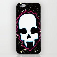 Ghost Demon iPhone & iPod Skin