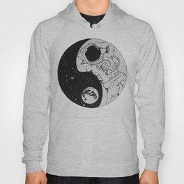 Yin Yang Universe Hoody