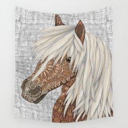 Haflinger Horse Wall Tapestry