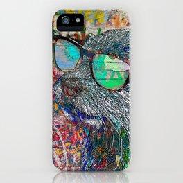 Otter Bro iPhone Case