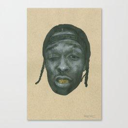 ASAP Canvas Print