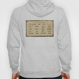 Vintage Diagram of Boating and Angler Knots (1913) Hoody