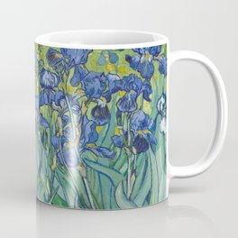 Irises by Vincent van Gogh Coffee Mug