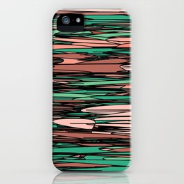 Raster 9.2 iPhone Case
