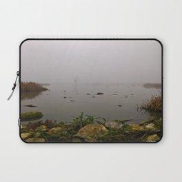 stone, water & fog Laptop Sleeve