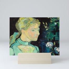Vincent van Gogh - Adeline Ravoux 1890 Mini Art Print