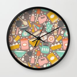 In the Kitchen Wall Clock