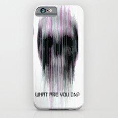 blured Slim Case iPhone 6s