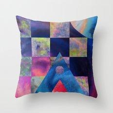 Unsymmetrical Order Throw Pillow