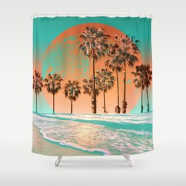 Esplanade Shower Curtain