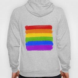 Rainbow Pride Flag Hoody