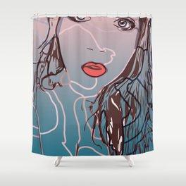Adreanna Shower Curtain