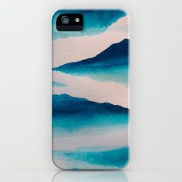 Clouded iPhone Case