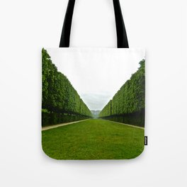 Between The Hedges Tote Bag