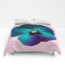 Viola tricolor Comforters