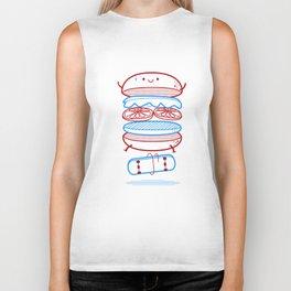 Street burger  Biker Tank