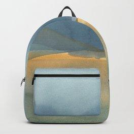 Swirling shadows Backpack
