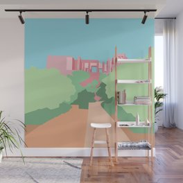 ANCIENT MONUMENT Wall Mural
