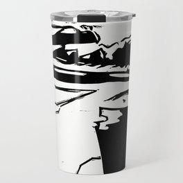 Coffee by the Lake Travel Mug