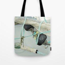 Fishermens Work Tote Bag