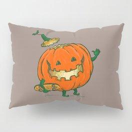 Skatedeck Pumpkin Pillow Sham