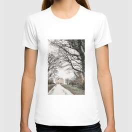 Midhope Castle Photo | Serie Film Location Photography | Lallybroch Castle T-shirt