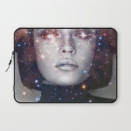 Shes a witch girl Laptop Sleeve