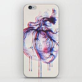 3D Heart iPhone Skin