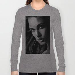 Elizabeth Swann Long Sleeve T-shirt