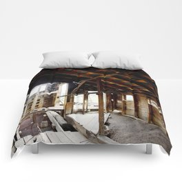 Exploring the Longfellow Mine of the Gold Rush - A Series,No. 5 of 9 Comforters