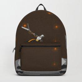 Robot Dancer Backpack