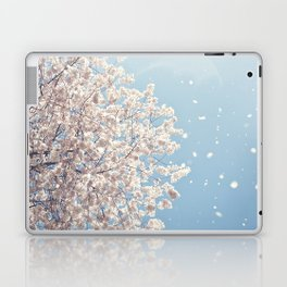 Cherry Blossom Tree Laptop & iPad Skin