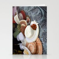 hats Stationery Cards featuring Hats by L'Ale shop