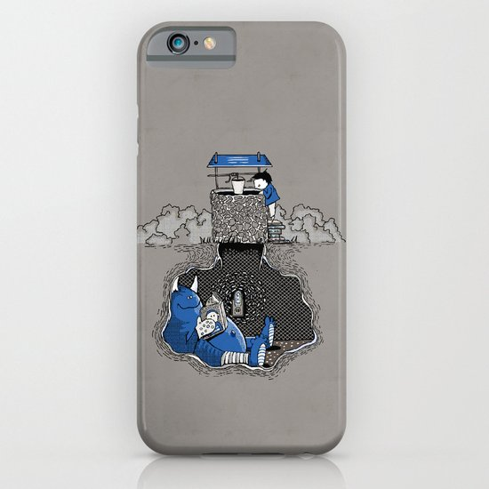 Nightlights and Oven Mitts iPhone & iPod Case