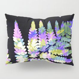 Fern in disguise - winter Pillow Sham