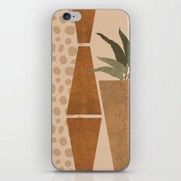 Nomad Desert House Still Life iPhone Skin