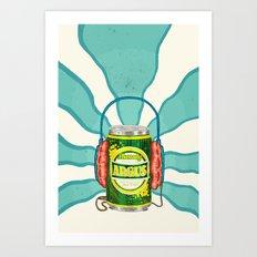 Argus Art Print