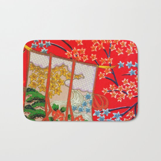 Door in the Sky Bath Mat