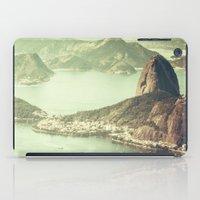 rio iPad Cases featuring Rio by afzucatti