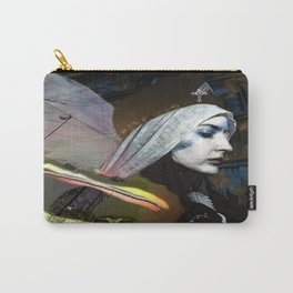 Saint Dymphna Reborn Carry-All Pouch