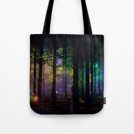 Fairy dust everywhere Tote Bag