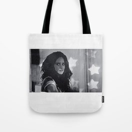 Concern Amongst The Stars Tote Bag