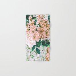 1992 Floral Hand & Bath Towel