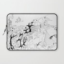 The Blower Laptop Sleeve