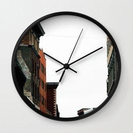 Rue Saint Charles 8377 Wall Clock