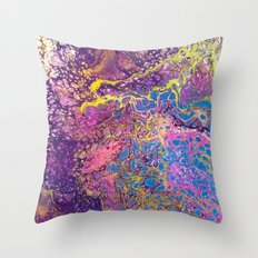 Nebula One Throw Pillow