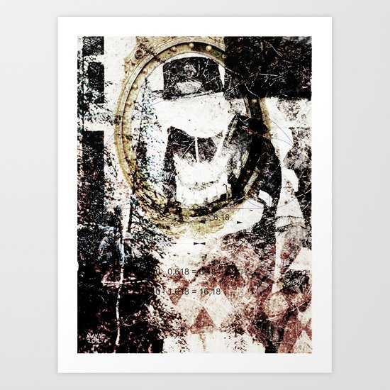in memoriam Art Print